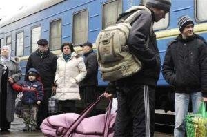 В Запорожской области каждые сутки становится на 100 беженцев больше