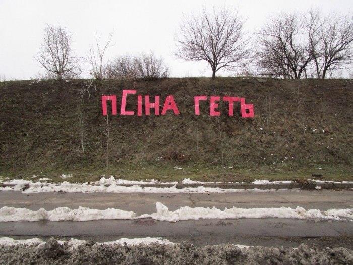 Послание мэру от Бабурки в