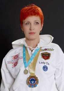 Медали знаменитой Lady Che станут экспонатом выставки