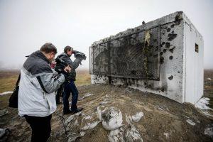 Новые запорожские блокпосты испытали гранатометами
