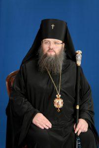 Архиепископ зазывает запорожцев в церковь