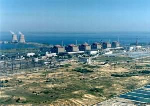На Запорожской АЭС снова подключили шестой блок