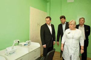 Металлурги помогли с ремонтом запорожской детской больнице