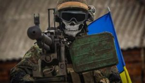 Киборги дают прикурить сепаратистам
