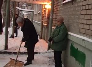 Запорожский мэр нашел «стрелочников»