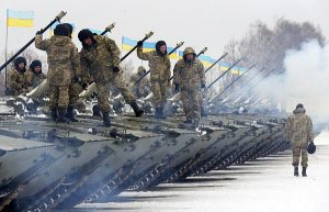 Правительство Украины вводит режим чрезвычайной ситуации