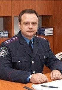 Начальник запорожской областной госавтоинспекции уедет в Донецкую область
