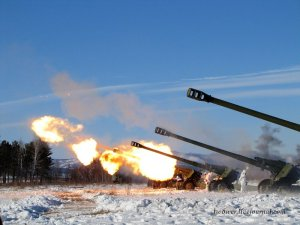 Украинская артиллерия нанесла противнику существенный урон