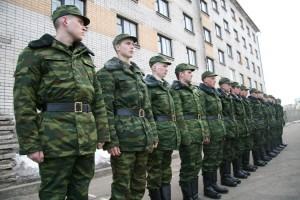 В запорожских военкоматах ожидают новобранцев