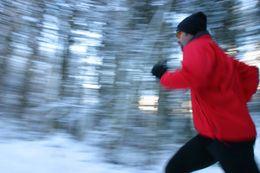 В сети появилось видео, как запорожцы 1 января провели трезвую пробежку