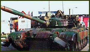 Польша готова продать Украине танки