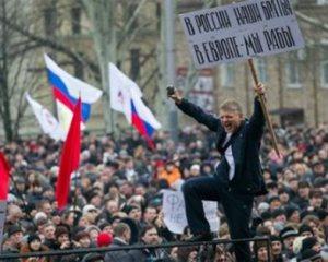 Сепаратисты угрожают Запорожью новыми столкновениями