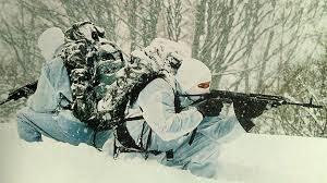 Украинские бойцы дали достойный отпор российскому спецназу
