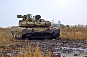 Украинские танкисты задали жару хваленым кантемировцам
