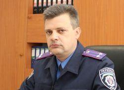 Трегубенко – новый начальник ГАИ Запорожской области