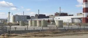 Запорожская АЭС работает на четырех блоках из шести