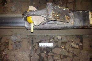 СБУ предотвратила очередную диверсию на железной дороге в Запорожской области