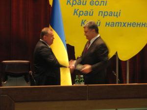 Запорожской области представили нового руководителя