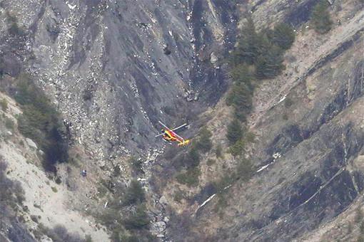 Распознаны ДНК 78-ми жертв авиакатастрофы в Альпах