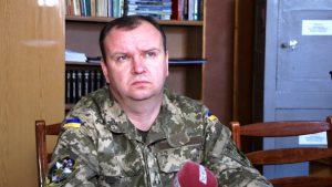В понедельник Запорожская область обретет своего военкома