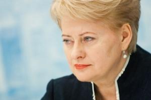 Президент Литвы станет Человеком года в Украине