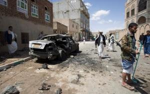 Теракты в Йемене: десятки погибших, сотни раненых
