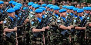 Россия ветирует решение о миротворческой миссии в Украине