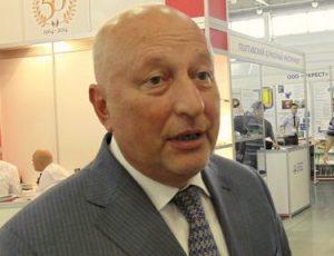 В Запорожской торгово-промышленной палате переизбрали президента