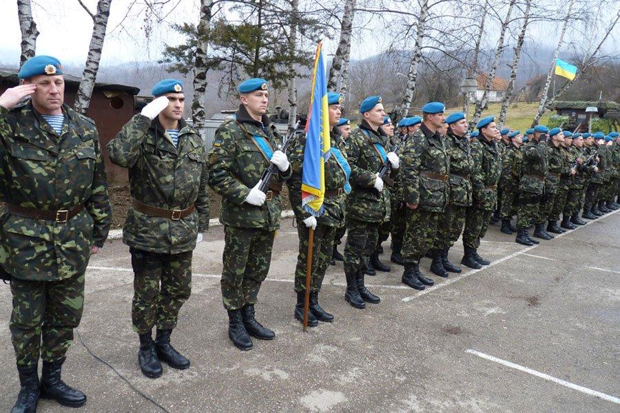 Из Запорожской области отправятся служить 900 «срочников»