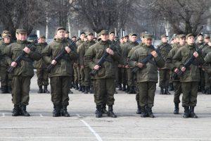 В Запорожье 80 добровольцев присягнули на верность Украине