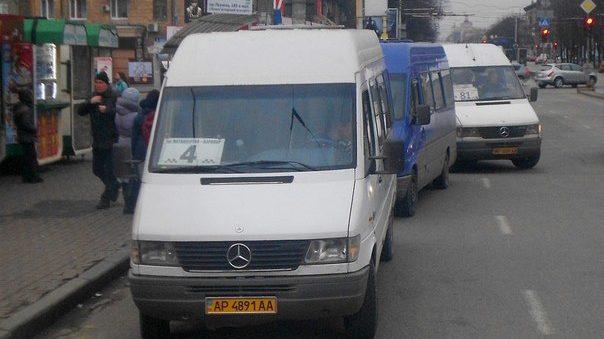 У Запоріжжі чиновники міськвиконкому збираються змусити водіїв маршрутки відмовитися від радіо і згадати про ввічливість
