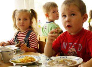 Список ответственных за питание в детских садах Запорожья  растет