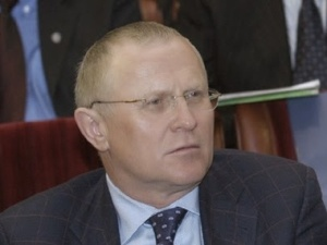 Главу запорожского облсовета опять навестили  активистки Майдана
