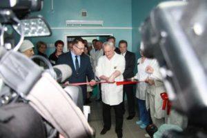 В Запорожье на реконструкцию больничного отделения потратили три года и пять миллионов гривен