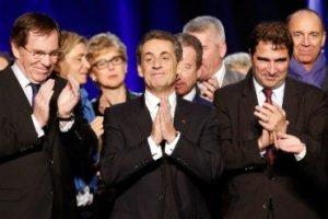 Во Франции на местных выборах победила партия Саркози