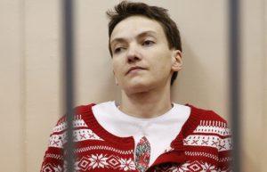 Состояние Надежды Савченко ухудшилось