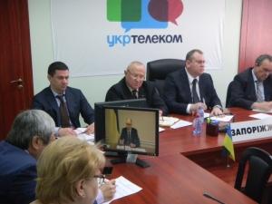 От Запорожской области Киев требует прозрачности в бюджетных тратах