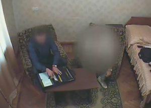 В Запорожье СБУ обнародовала подробности задержания шпиона