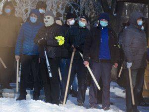 Запорожская прокуратура объявила сезон охоты на «титушек»