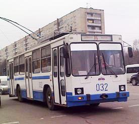 Количество пассажиров в запорожском электротранспорте стремительно растет