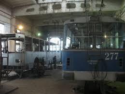 В Запорожье в рабочем состоянии 41 троллейбус из 90