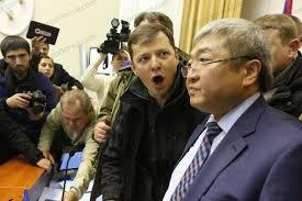 Запорожский мэр заплатит 85 гривен за то, что «послал» Олега Ляшко