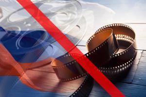 Новые российские фильмы больше показывать не будут