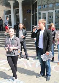 Запорожские студенты помогли детской больнице
