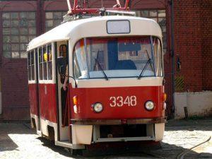 В течение дня в Заводский район не будет ходить трамвай