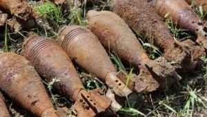 Пиротехники обезвредили восемь боеприпасов прошлой войны