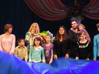 Запорожские школьники поддерживают детей с особенными потребностями