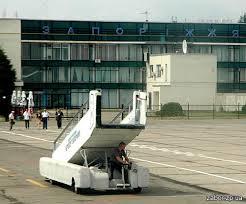 Запорожский Аэропорт мечтает о ремонте и новых рейсах