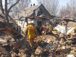 Пострадавшего от взрыва в Мелитополе могут перевезти в запорожский ожоговый центр