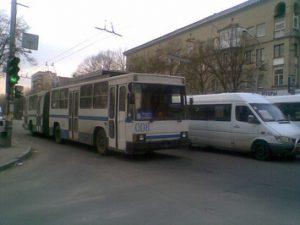 Пассажирский транспорт в Запорожье будут проверять постоянно
